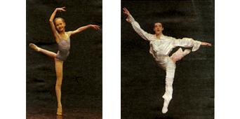 Le Ballet Studio Marius pépinière de champions