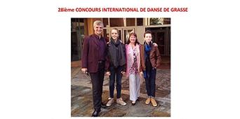 28ème Concours International de Danse de Grasse