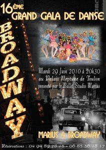 Broadway (29 juin 2010)