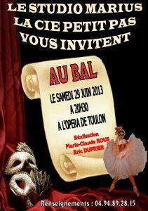 Gala Au Bal (29 juin 2013)