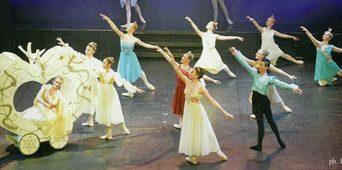 Ballet Cendrillon mars 2015