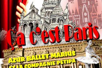 Répertoire du Ballet Studio Marius