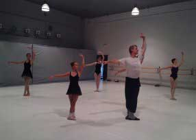 Le Ballet Studio Marius invité à Barcelone