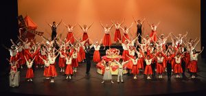 Final de gala de danse classique