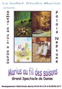 Marius au fil des saisons (24 juin 2006)
