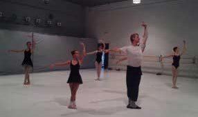 Ballet Studio Marius invité à Barcelone