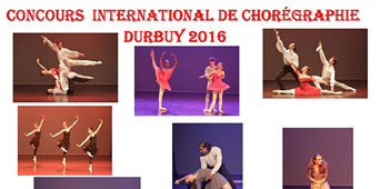 Concours International de Chorégraphie de Durbuy 2016