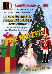 Casse Noisette décembre 2015