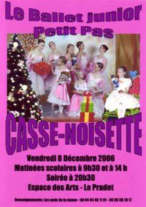 Casse-Noisette décembre 2006