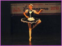 Envol : Mélanie DUFRIER à Turin 2010