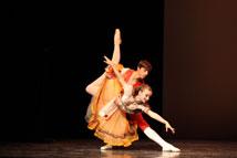 Envol : Mélanie DUFRIER dansera à Dijon juin 2011