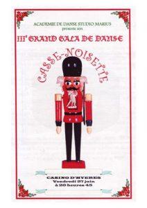 Gala Casse-Noisette juin 1997