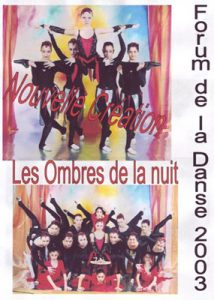 Les Ombres de la Nuit 2003