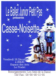 Casse-Noisette décembre 2005