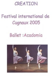 Festival international de Cugneaux 2005
