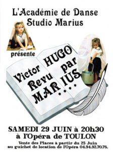 Gala Victor Hugo revu par Marius juin 2002