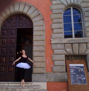 Le Ballet Studio Marius à Cagli