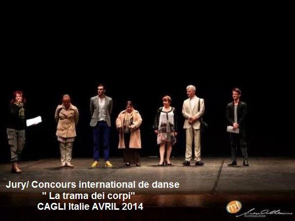 Ballet Studio Marius invité en Italie 2014