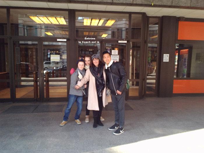 Ballet Studio Marius invité à Berlin pour le Tanzolymp 2015