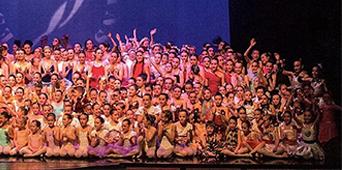 17ème Concours International de Danse Classique de Toulon European Dansce News mai 2016