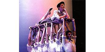 22ème gala du Ballet Studio Marius : ça c'est Paris
