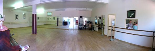 Salle du Ballet Studio Marius