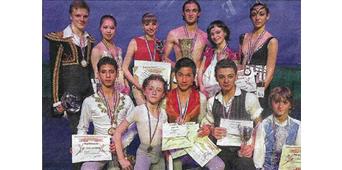 Les résultats du 15ème Concours International de Danse Classique de Toulon