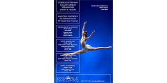 Ballet Studio Marius invité à Escolla