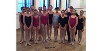 Ballet Studio Marius invité à Turin 2014