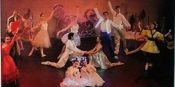 Les Petipa dansent Casse Noisette au Pradet