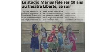 VarMatin le studio Marius fête ses 20 ans