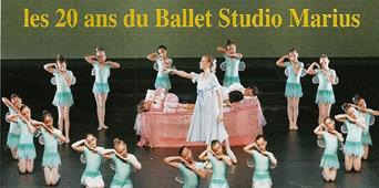 Les 20 ans du Ballet Studio Marius