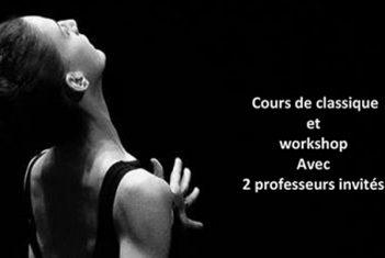 Ballet Studio Marius invité à Marseille