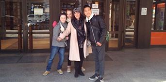 Ballet Studio Marius invité à Berlin