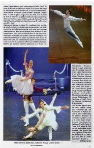 La belle au bois dormant European Dance News janvier 2014