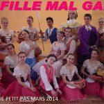 Spectacle de danse classique La fille mal gardée 2014