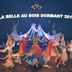 Spectacle de danse Belle au bois dormant 2013