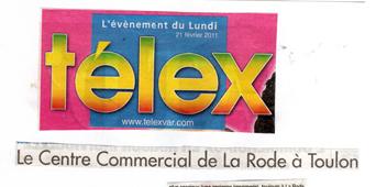 Le Ballet Studio Marius à La Rode à Toulon