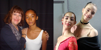 Résultats du Concours International de Danse Classique de Grasse 2016