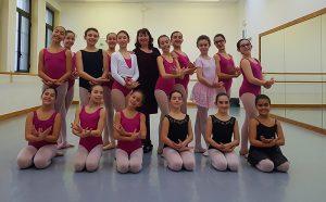 Le Ballet Studio Marius invité à Turin