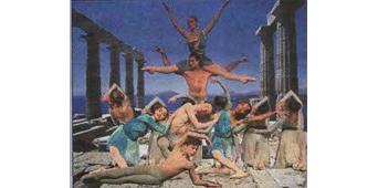 Le Ballet Studio Marius danse à Neptune