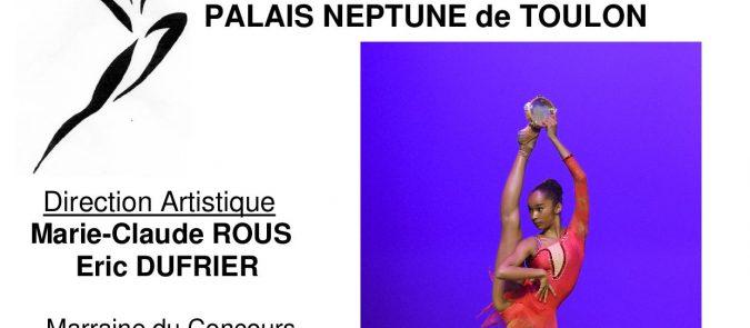 20ème Concours International de Danse Classique de Toulon