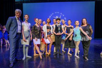 Les resultats du BSM au concours international de danseclassique de toulon 2019