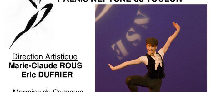 21ième Concours International de Danse Classique de Toulon