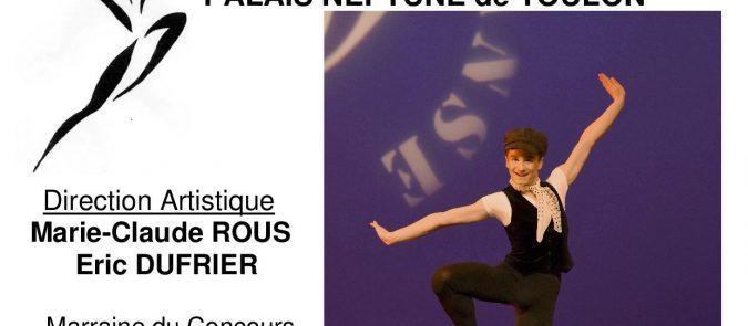 22ème Concours International de Danse Classique de Toulon
