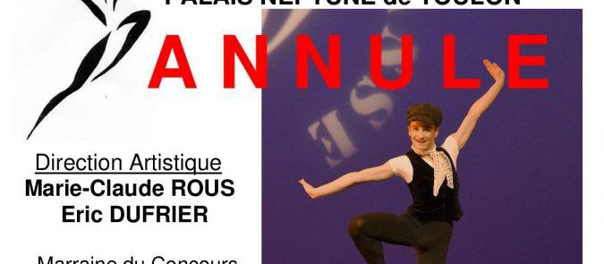 concours international de danse classique de toulon