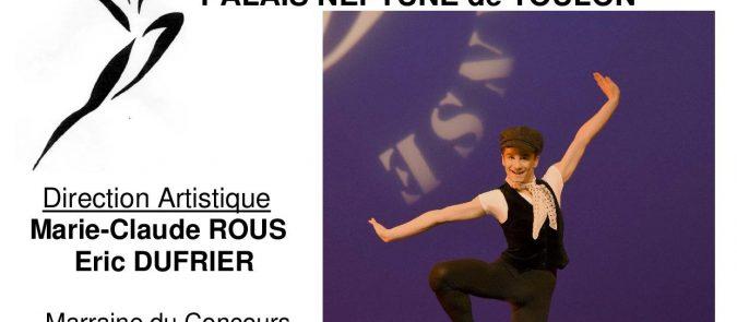 23ième concours international de danse classique de Toulon